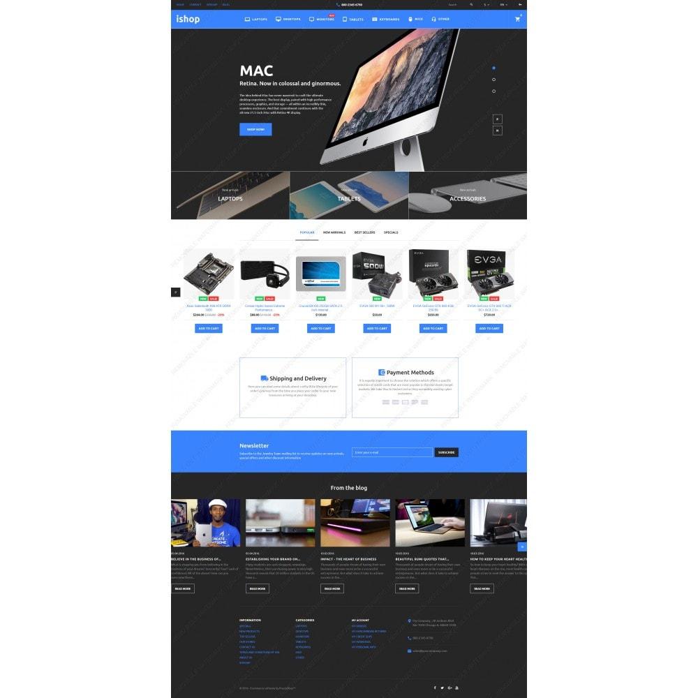 iShop - Computer Store