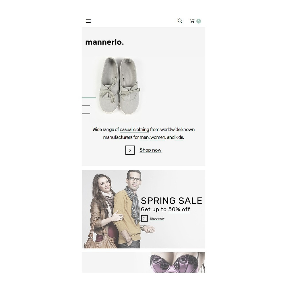 theme - Mode & Schuhe - Mannerlo - Apparel Responsive - 9