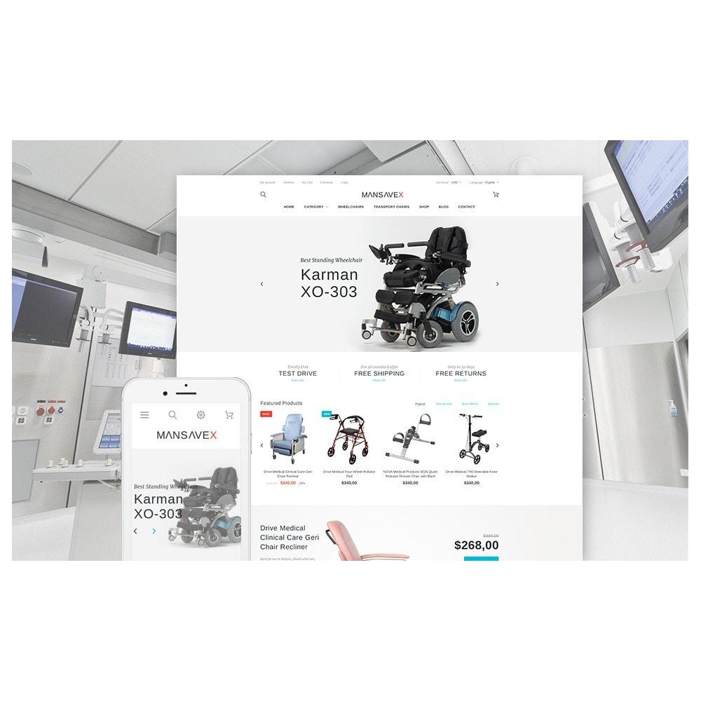 Mansavex - Medical Equipment