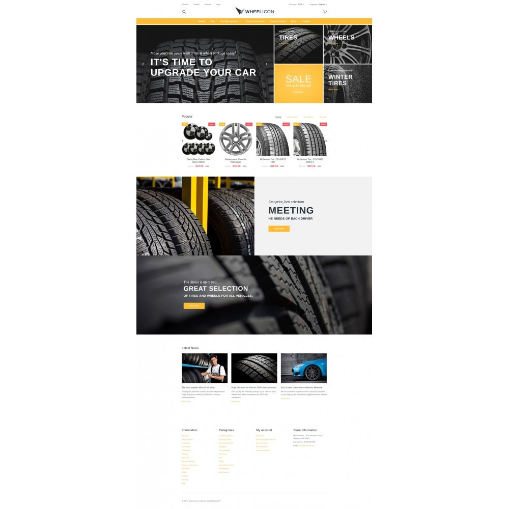theme - Carros & Motos - Wheelicon - 4