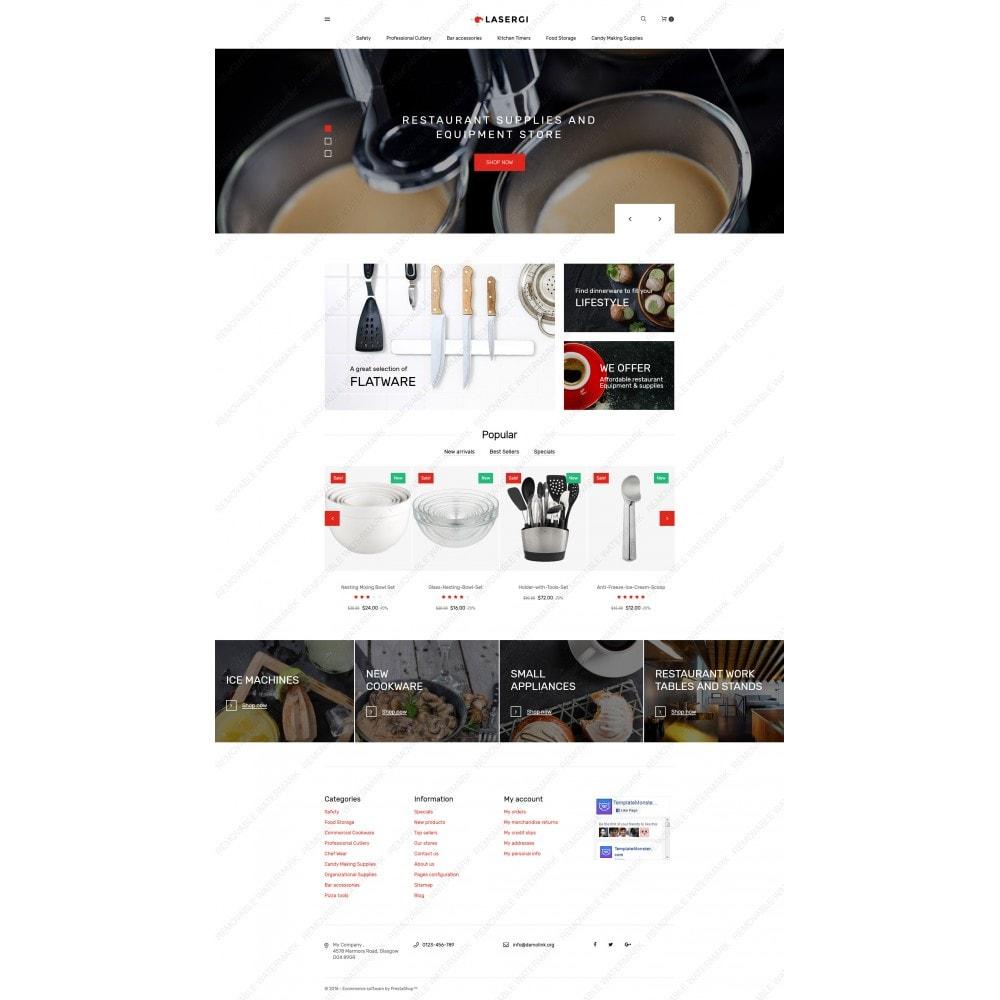 theme - Food & Restaurant - Glasergi - Cookware & Appliances - 5
