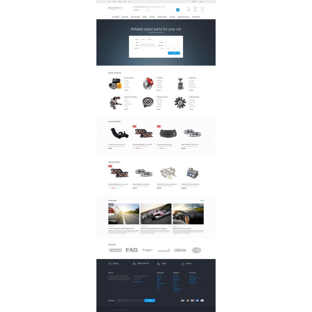 theme - Automotive & Cars - Eveprest - Spare Parts - 4