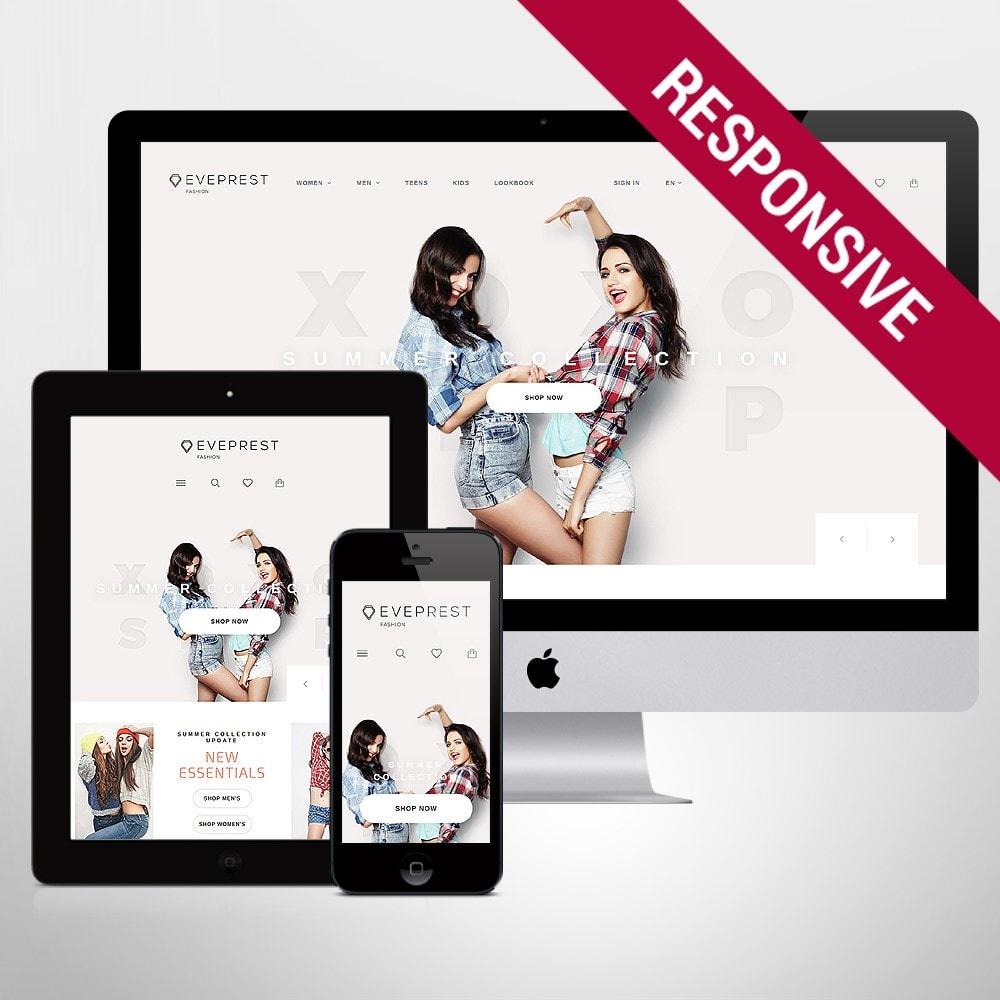 Eveprest - Fashion Boutique