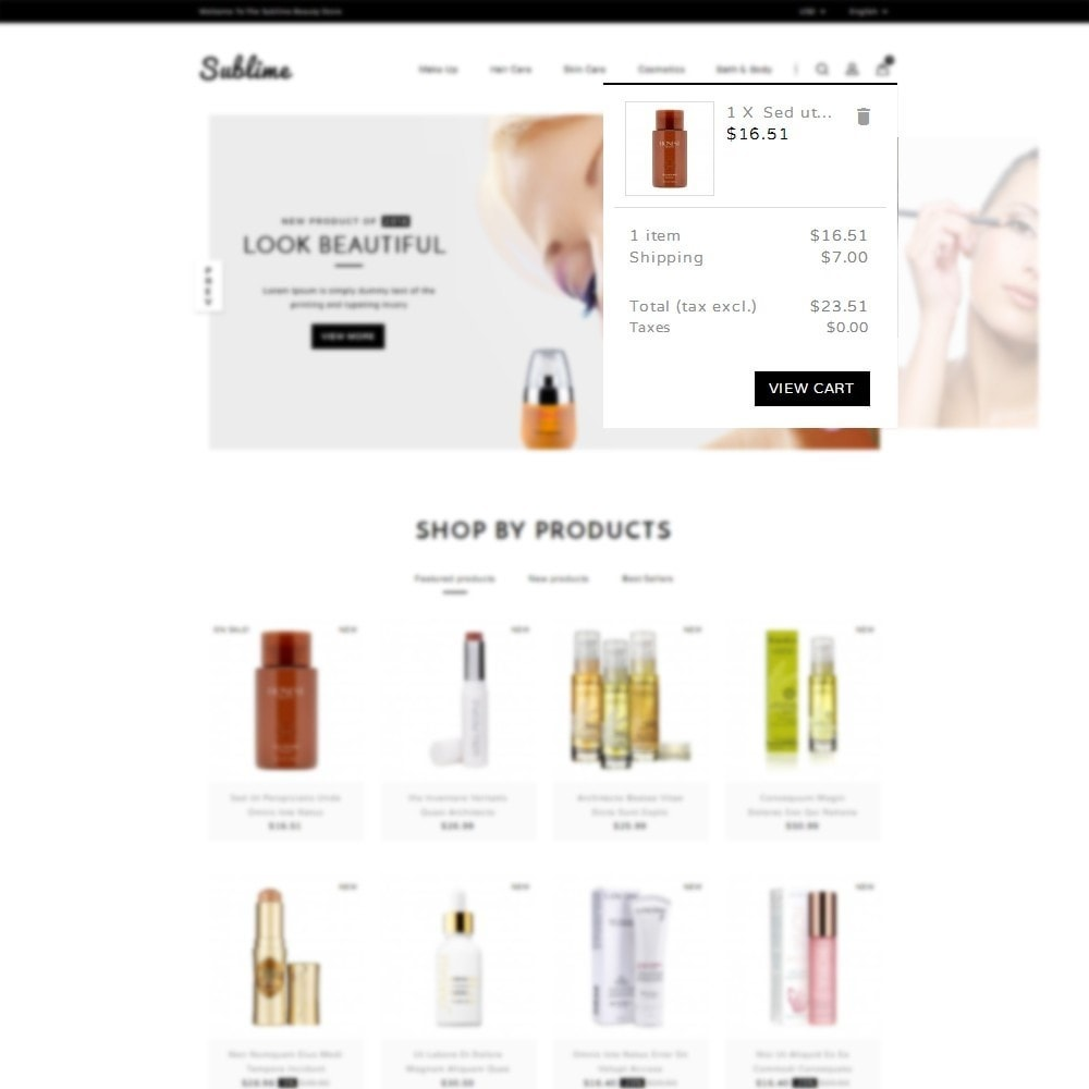 theme - Health & Beauty - Sublime Beauty Store - 7