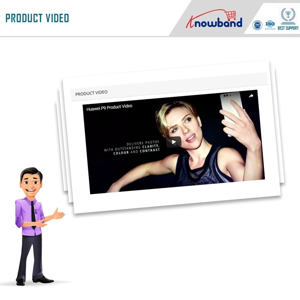 module - Video's & Muziek - Knowband - Product Video - 4