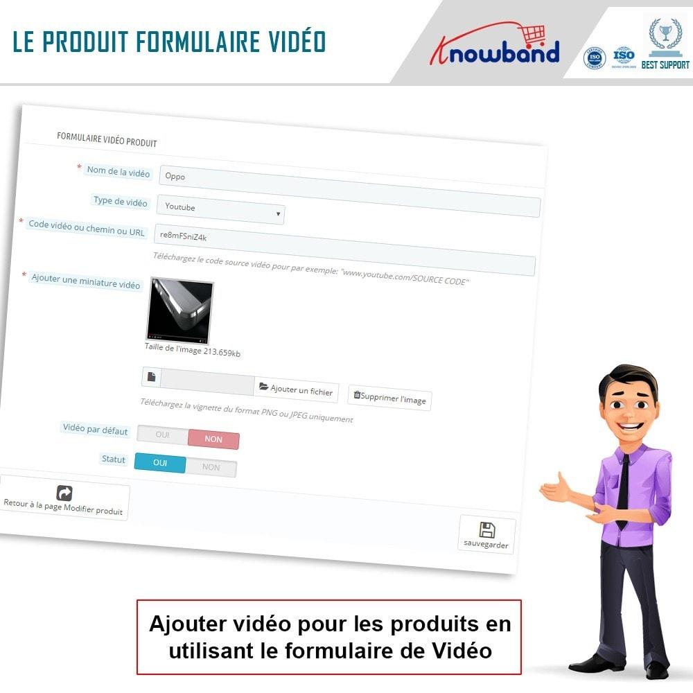 module - Vidéo & Musique - Knowband - Vidéo Produit - 8