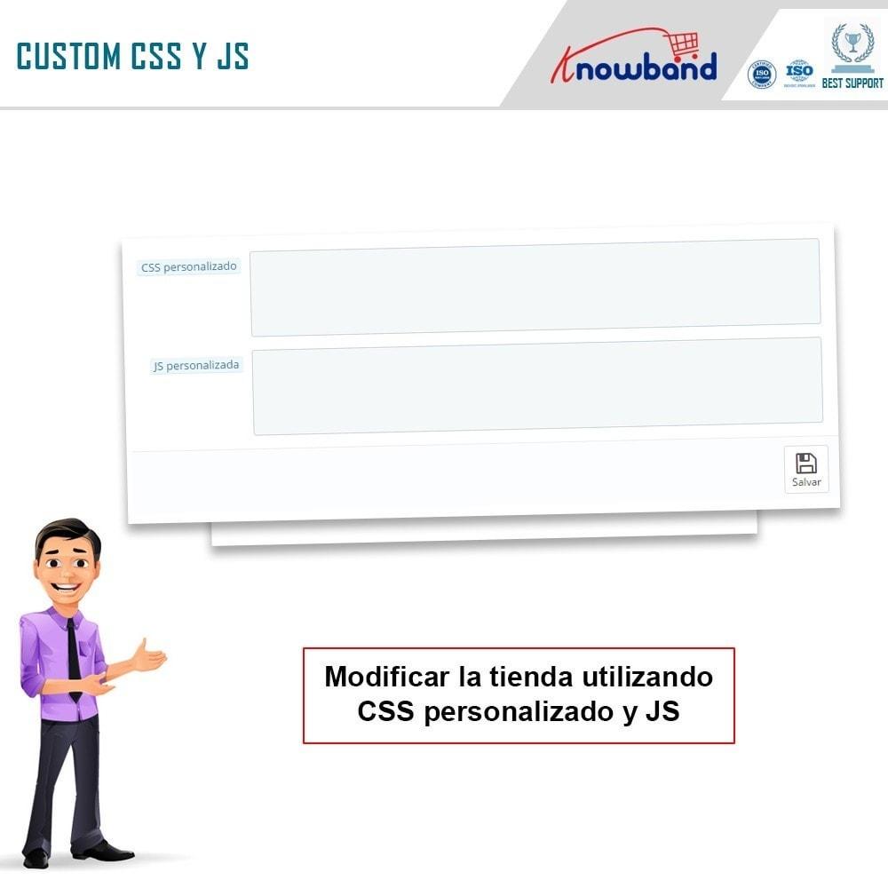 bundle - Informaciones adicionales y Pestañas - Knowband - Product Page Optimization Pack - 6