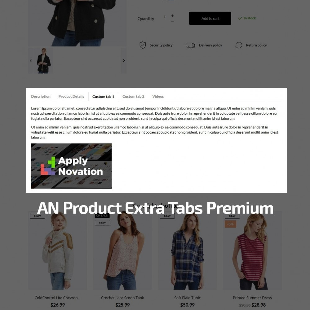 theme - Moda & Calçados - Qanelas Fashion Store - 9