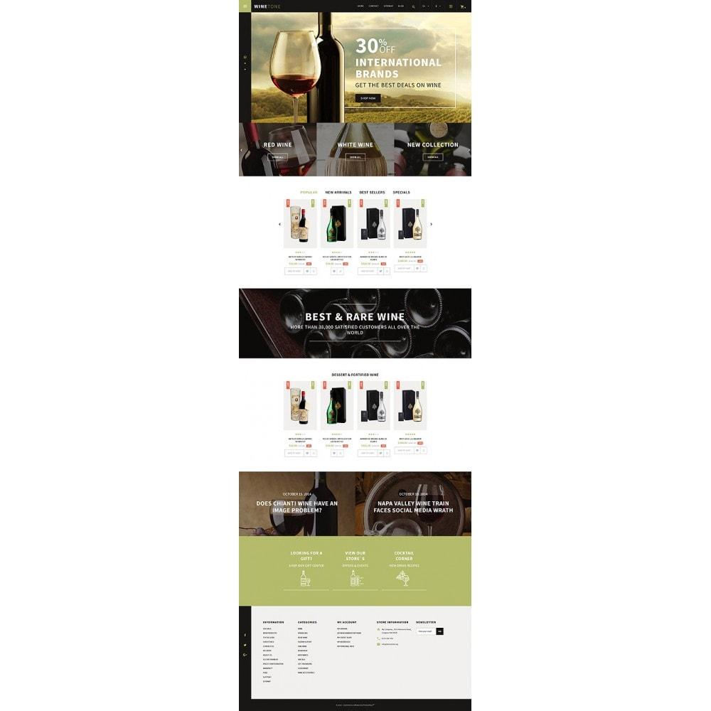 theme - Dom & Ogród - Wine Tone - 10