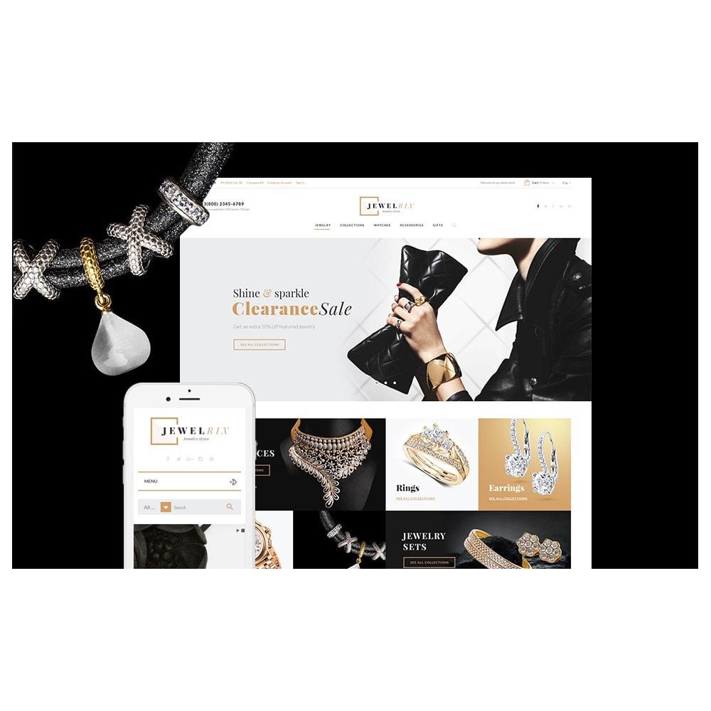 Jewelrix - Jewelry Store