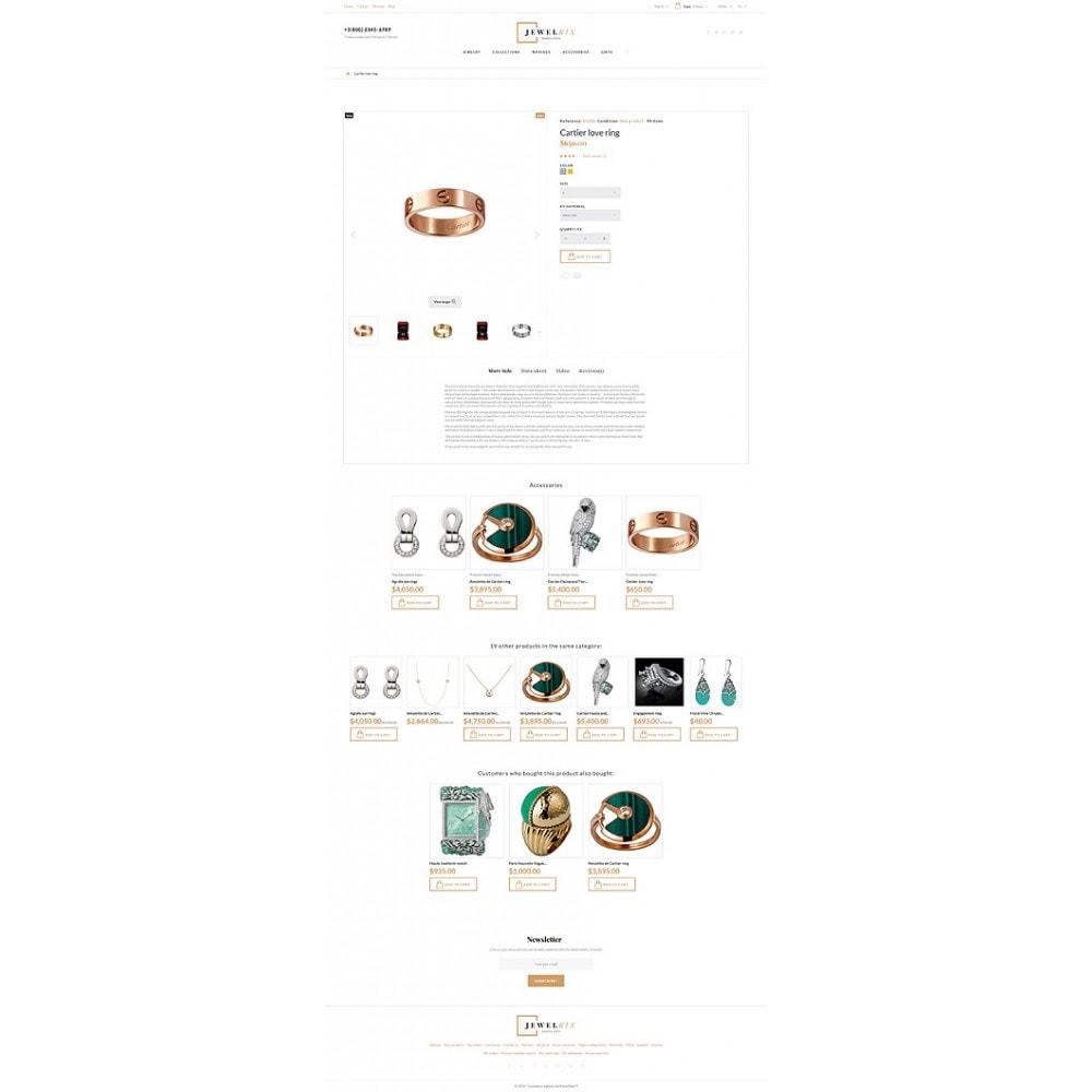 theme - Mode & Chaussures - Jewelrix - Jewelry Store - 6