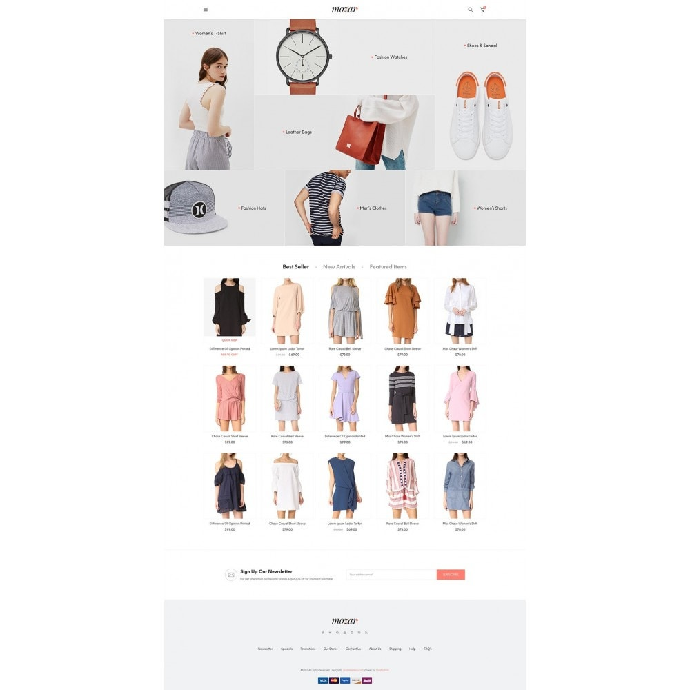 theme - Мода и обувь - JMS Mozar II - 11