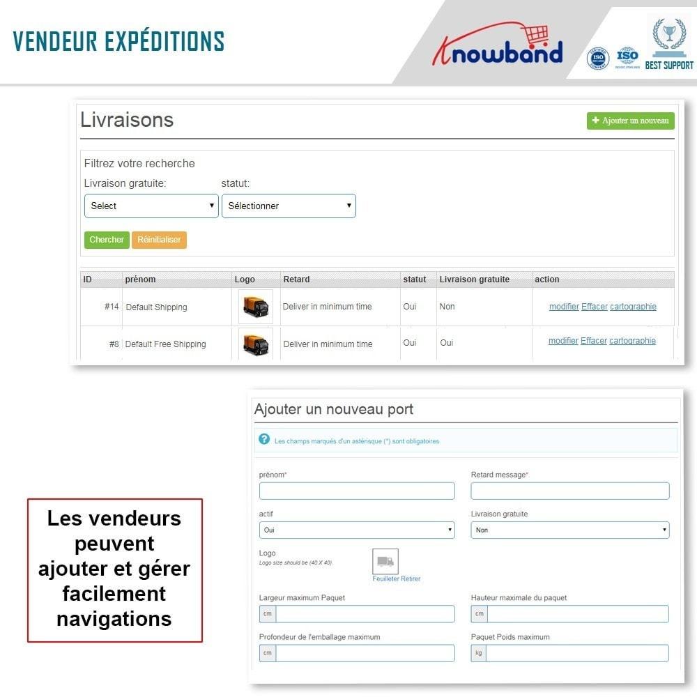 module - Création de Marketplace - Knowband - Marketplace - 9