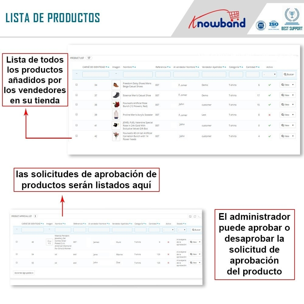 module - Creación de Marketplace - Knowband - Marketplace - 16