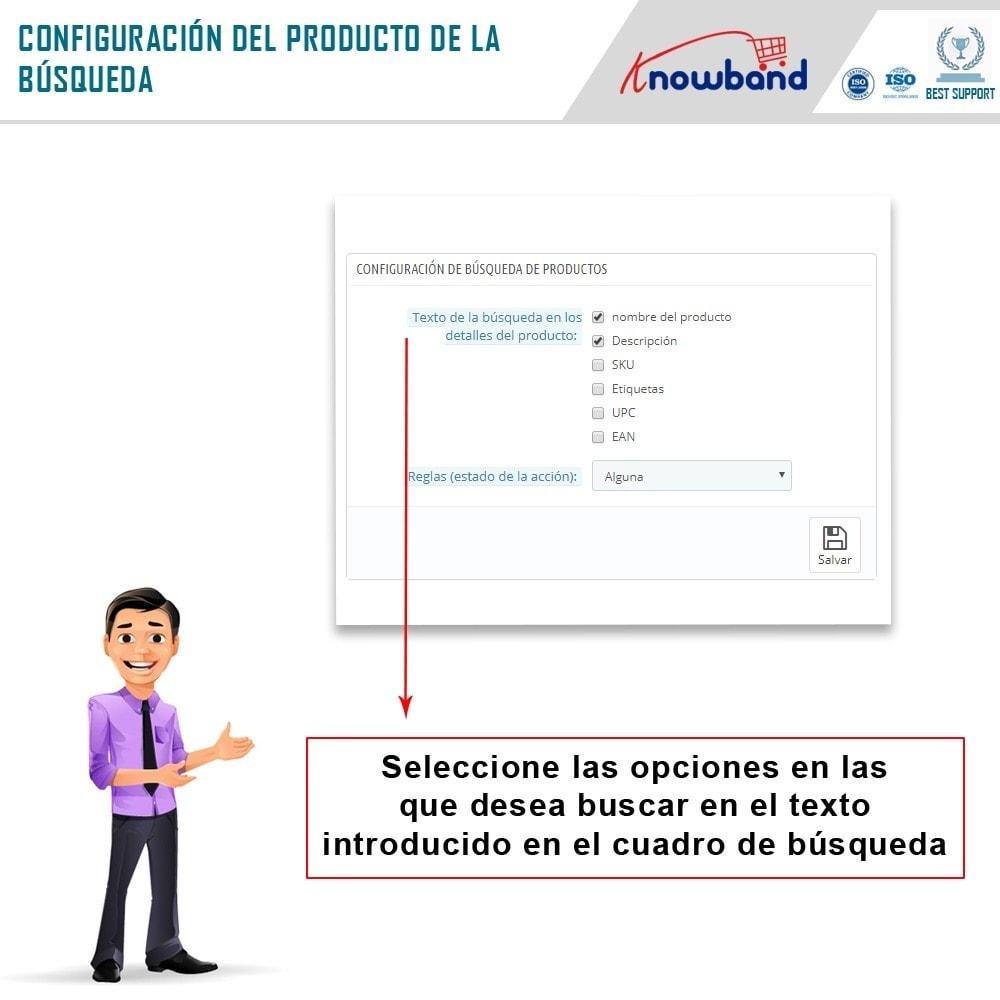 module - Búsquedas y Filtros - Knowband - Sugerencia de Búsqueda Automática - 4