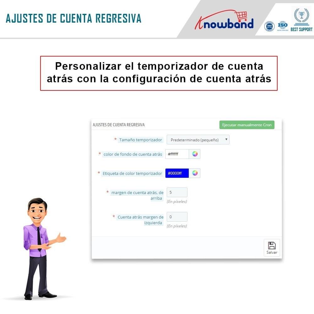 module - Personalización de la página - Knowband - Personalizador de la Página de Mantenimiento - 8