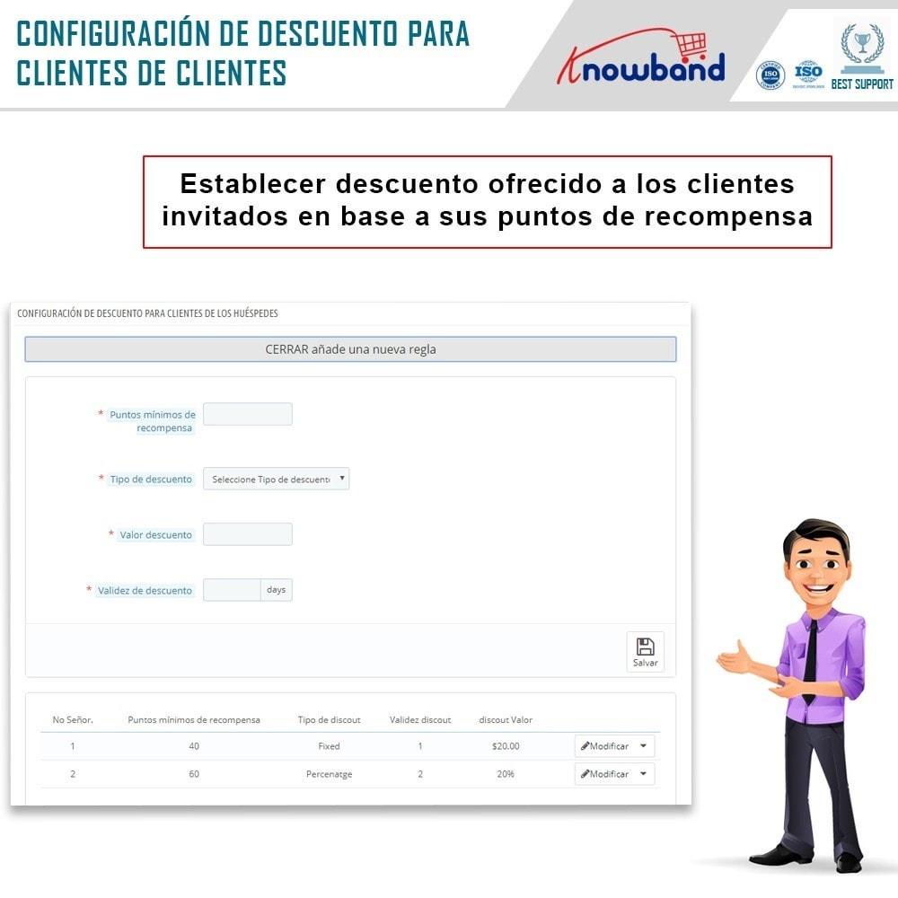 module - Programa de Fidelidad - Knowband - Puntos de recompensa - 6