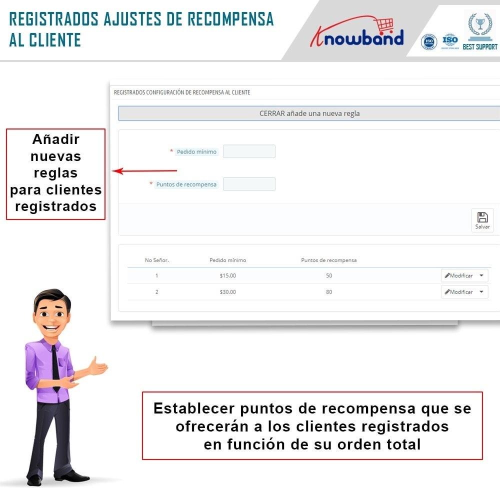 module - Programa de Fidelidad - Knowband - Puntos de recompensa - 7