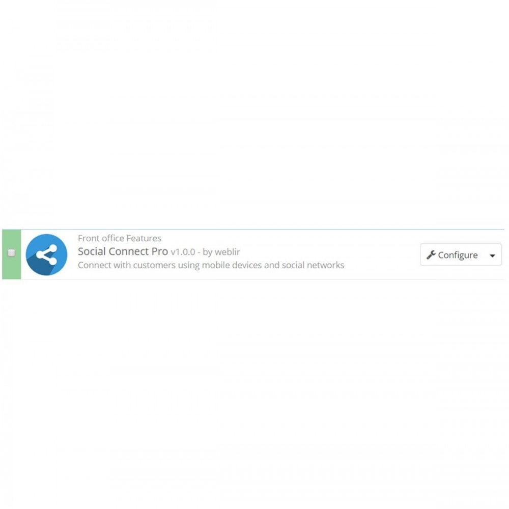 module - Asistencia & Chat online - Social Connect Pro - Fancy Social, llamada y SMS Botón - 2