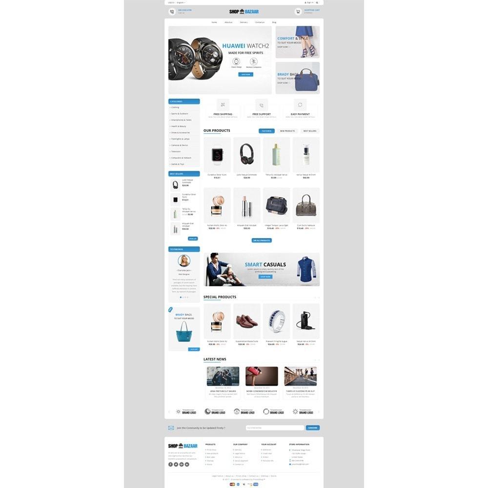 ShopBazar Mega Store V3