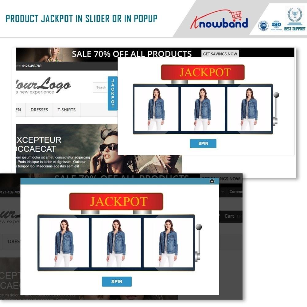 module - Акции и Подарки - Knowband - Product Jackpot - 3