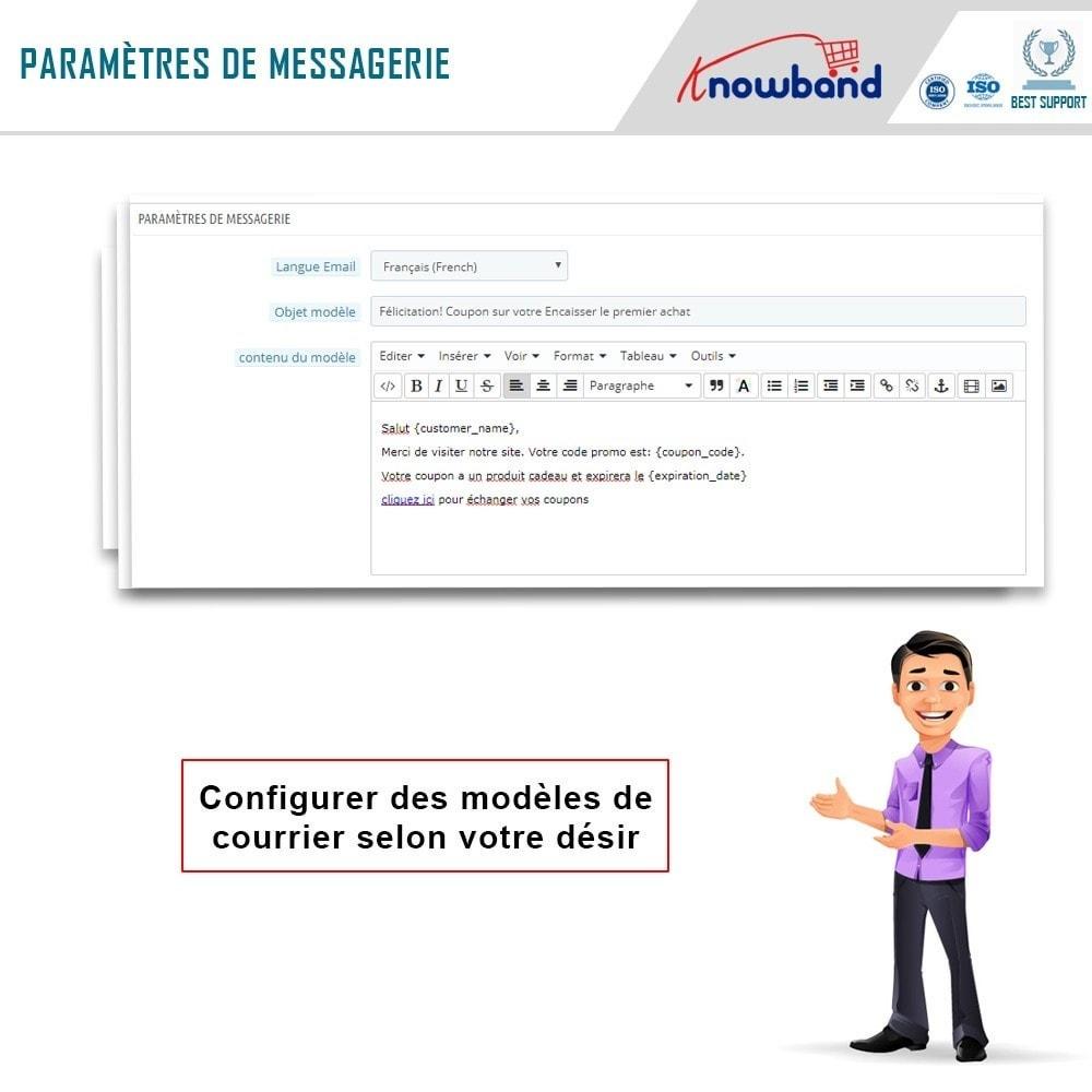 module - Promotions & Cadeaux - Knowband - Jackpot Produit - 6