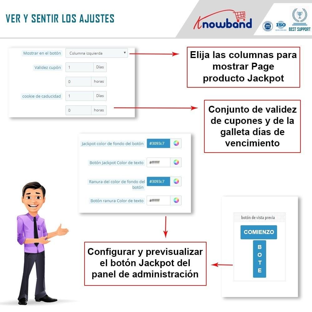 module - Promociones y Regalos - Knowband - Jackpot de Producto - 4