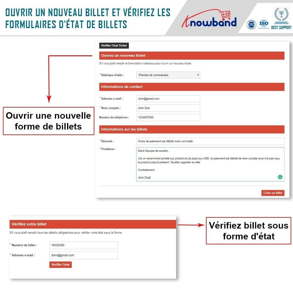 module - Service Client - Knowband - Centre d'assistance Deskoid - 3