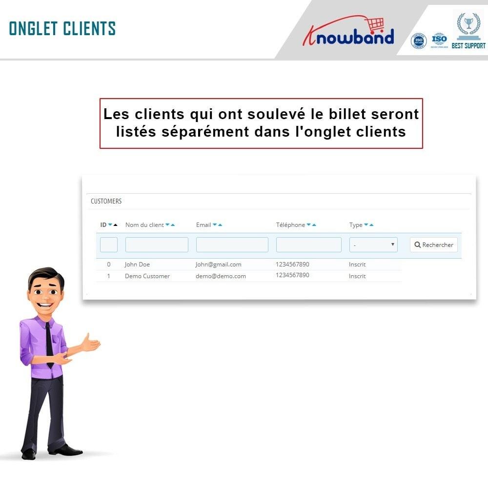 module - Service Client - Knowband - Centre d'assistance Deskoid - 6