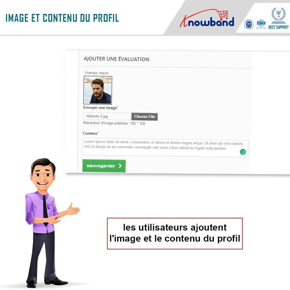 module - Avis clients - Knowband - Témognages sur le Site - 3