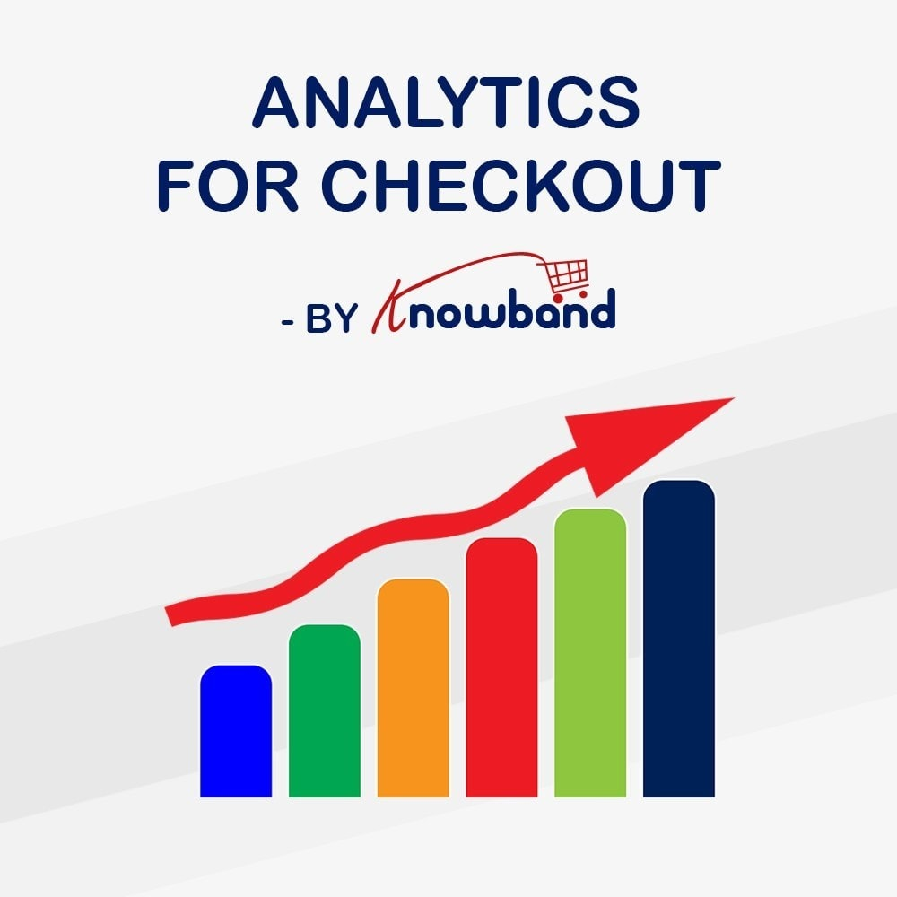 module - Analyses & Statistieken - Knowband - Analytics for Checkout page - 1