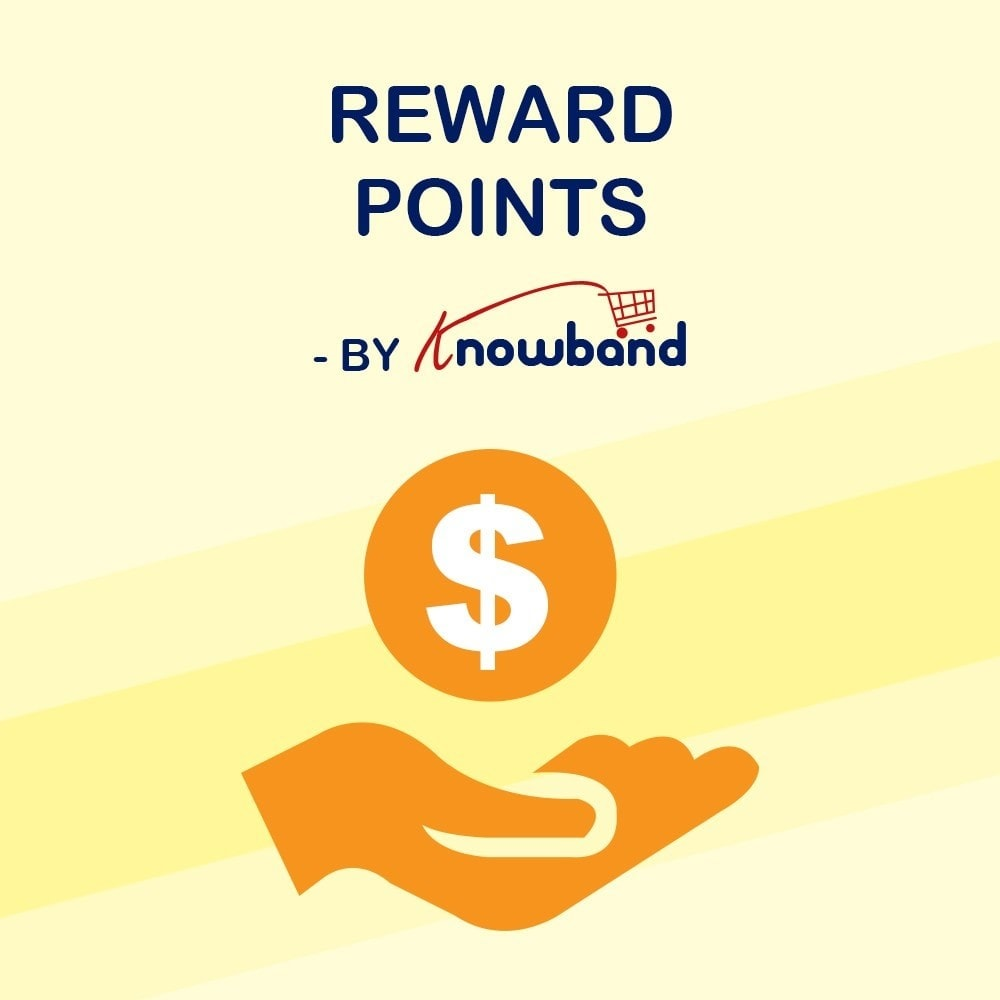 module - Empfehlungs- & Kundenbindungsprogramme - Knowband - Reward points - 1