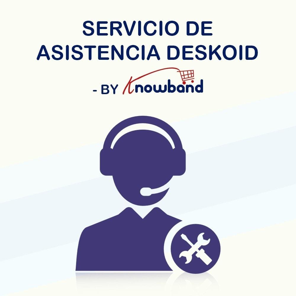 module - Servicio posventa - Knowband - Servicio de asistencia Deskoid - 1