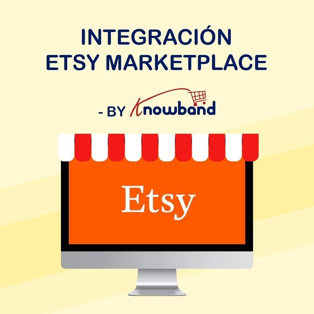 module - Marketplaces - Integración Knowband Etsy Marketplace - 1