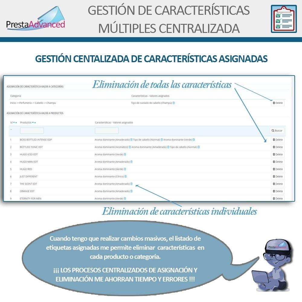 module - Edición Rápida y Masiva - Características: Gestión Avanzada Centralizada - 10