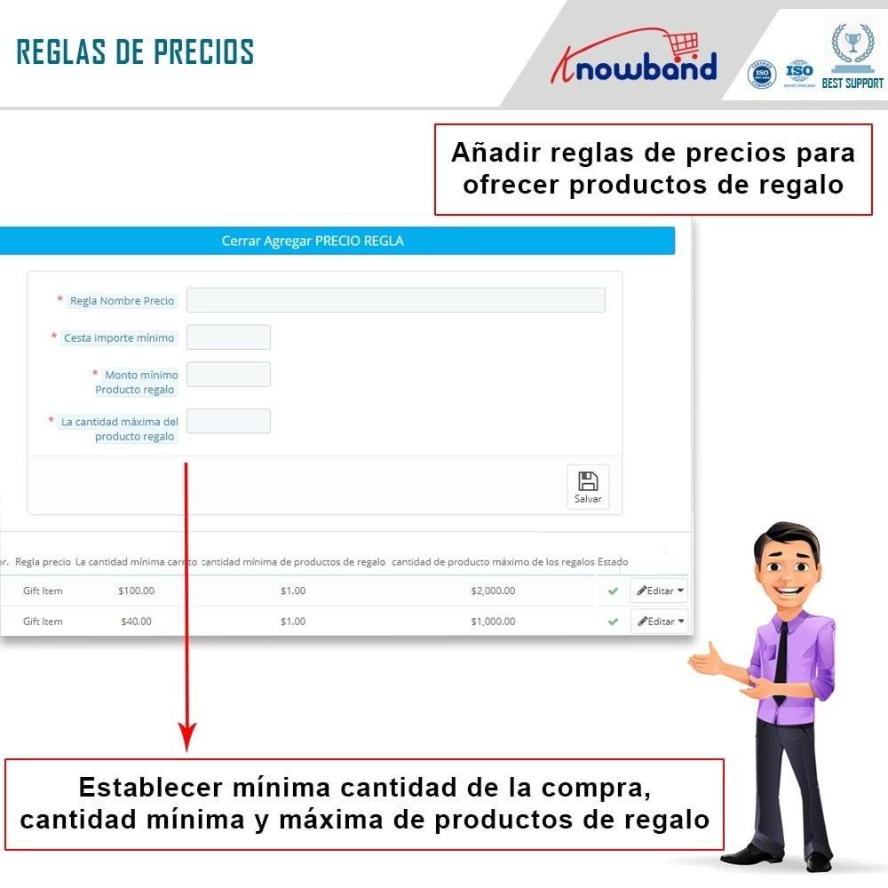 module - Promociones y Regalos - Knowband - Producto regalo - 4