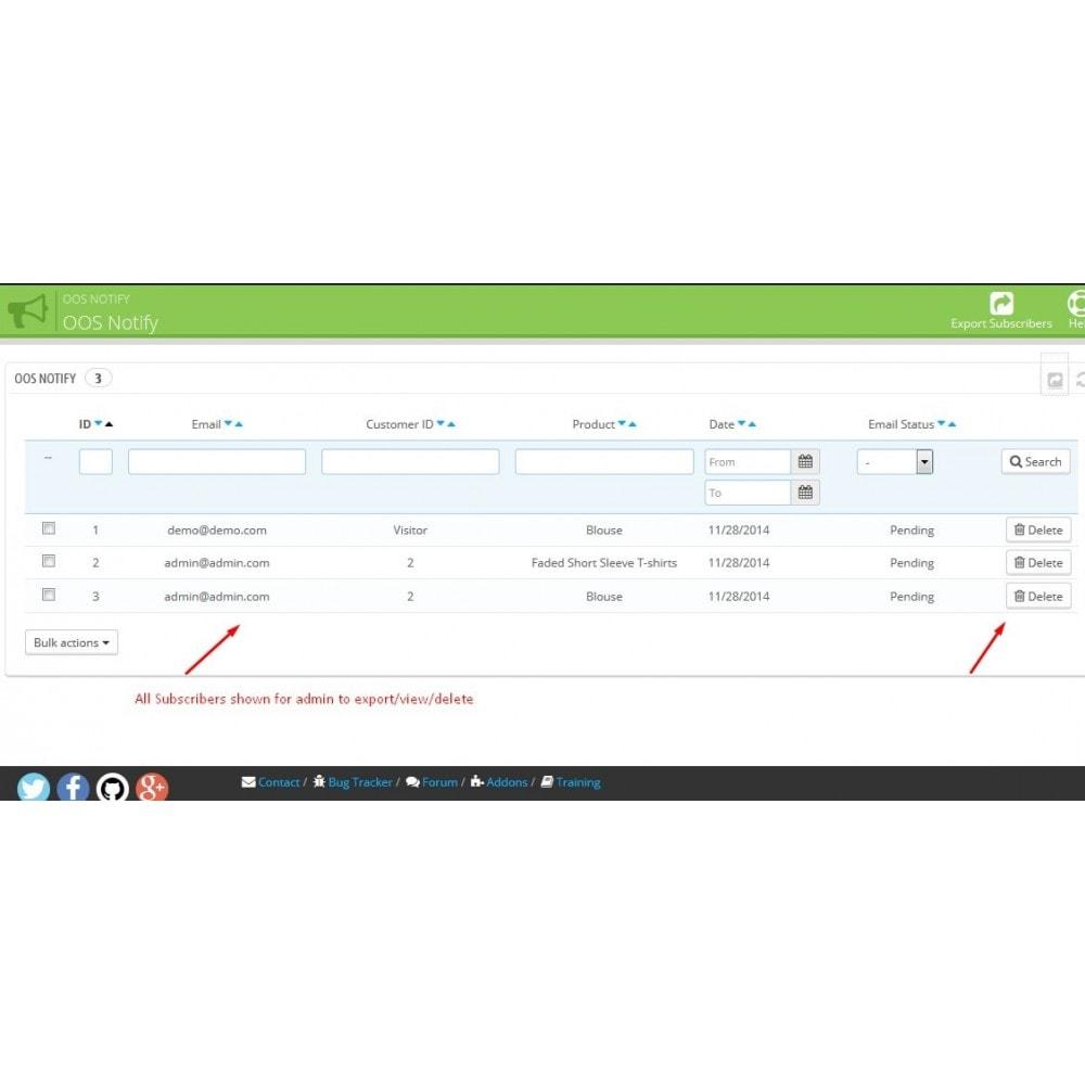 module - Email & Notifiche - Notifica di scadenza - 8