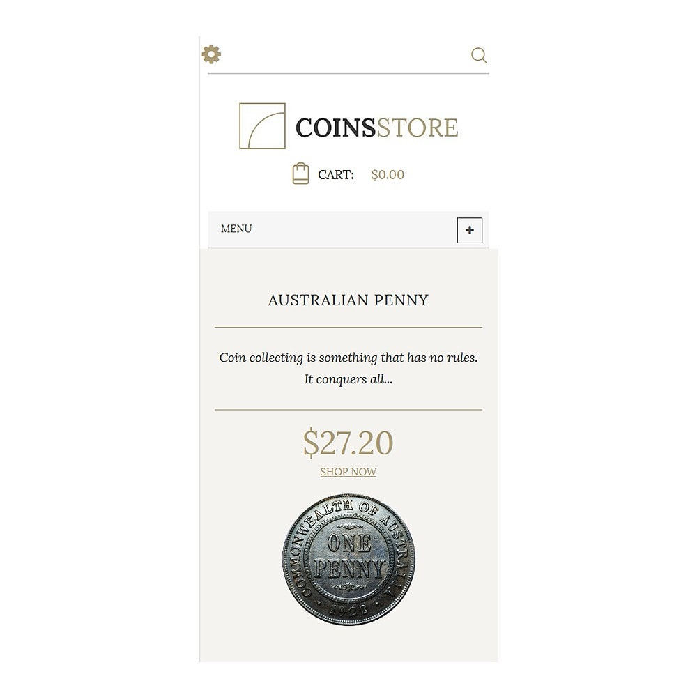 theme - Home & Garden - Coin Store - 8
