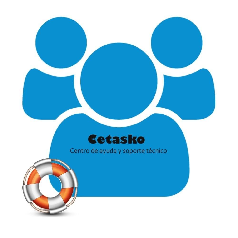 module - Servicio posventa - Cetasko - 1
