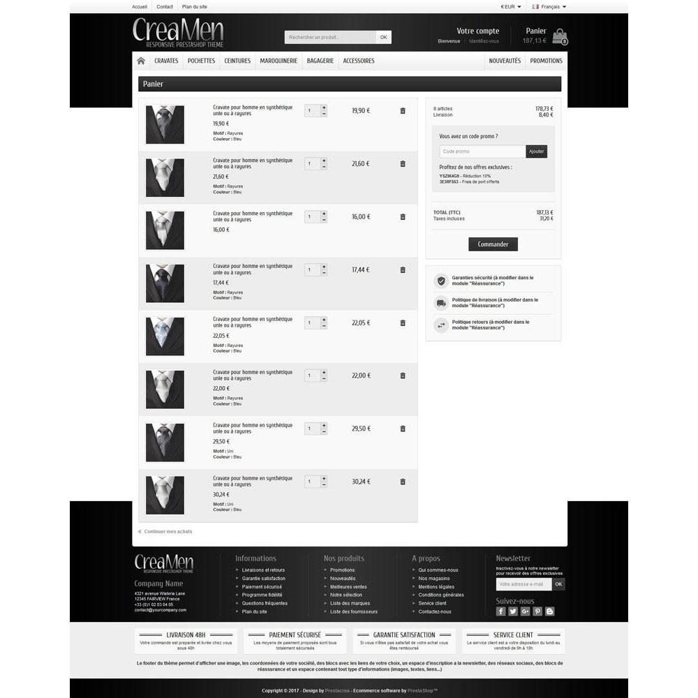 theme - Fashion & Shoes - CreaMen - 5