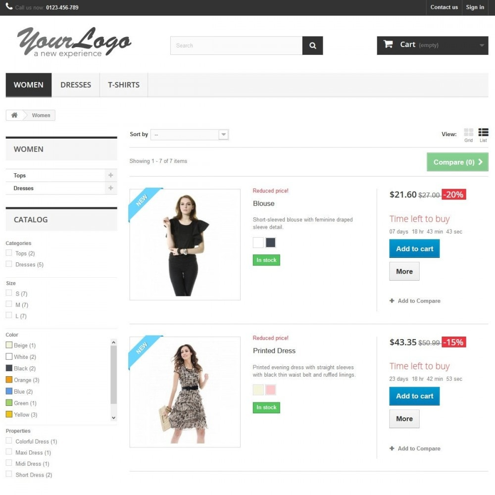 module - Ventas Privadas y Ventas Flash - Product Discounts with Countdown - 3