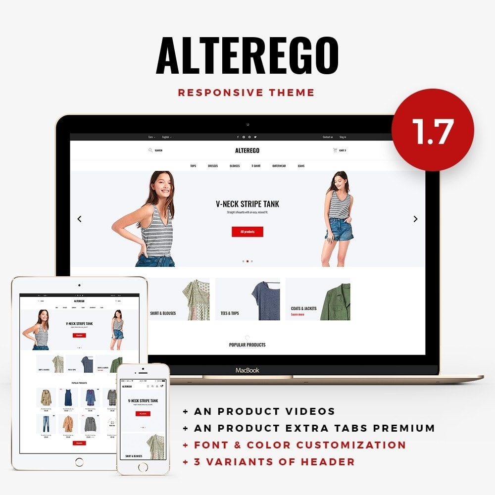 Alterego Fashion Store