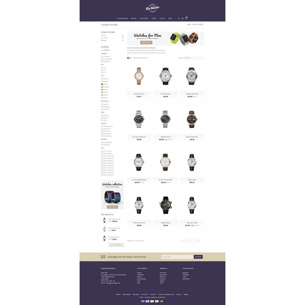 Flex Watches Store
