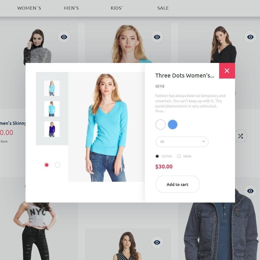 theme - Мода и обувь - Stylenium - Адаптивный PrestaShop шаблон модной одежды - 7
