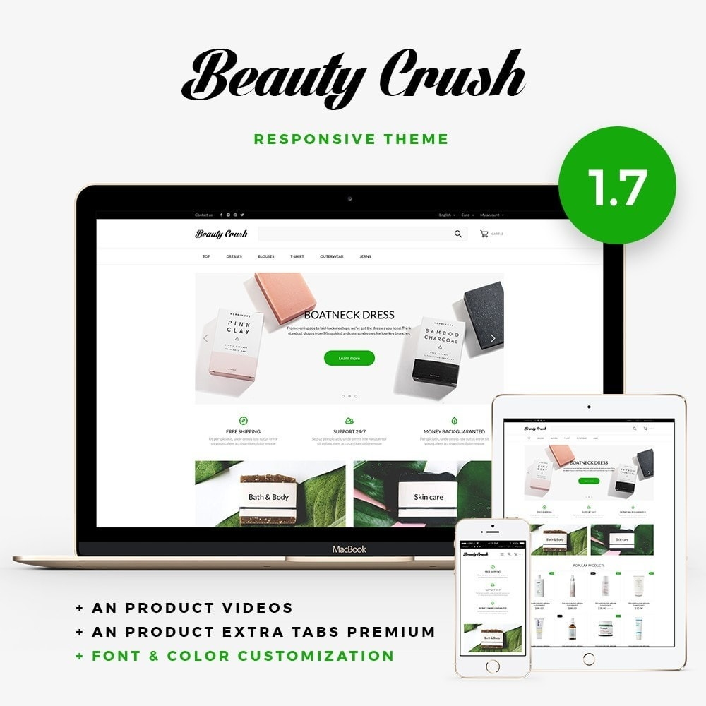 Beauty Crush Cosmetics