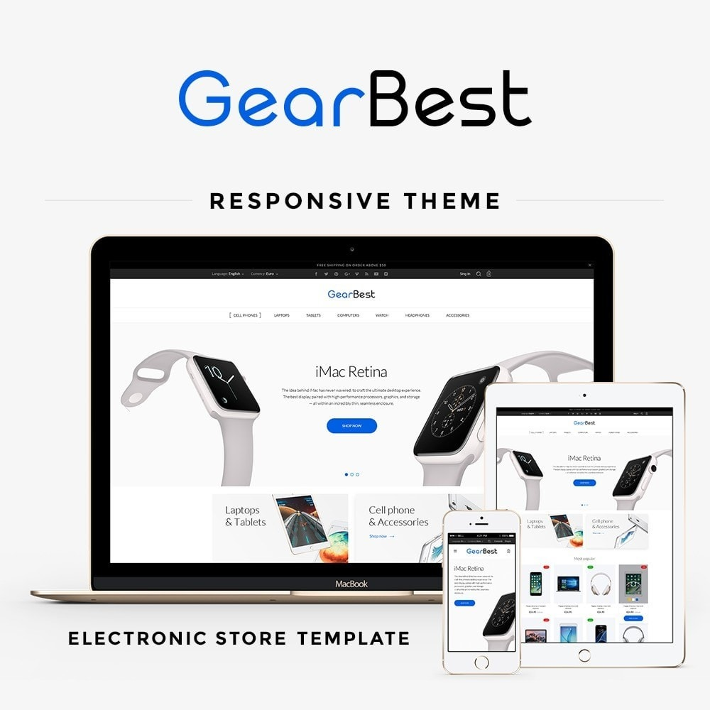 GearBest - High-tech Shop