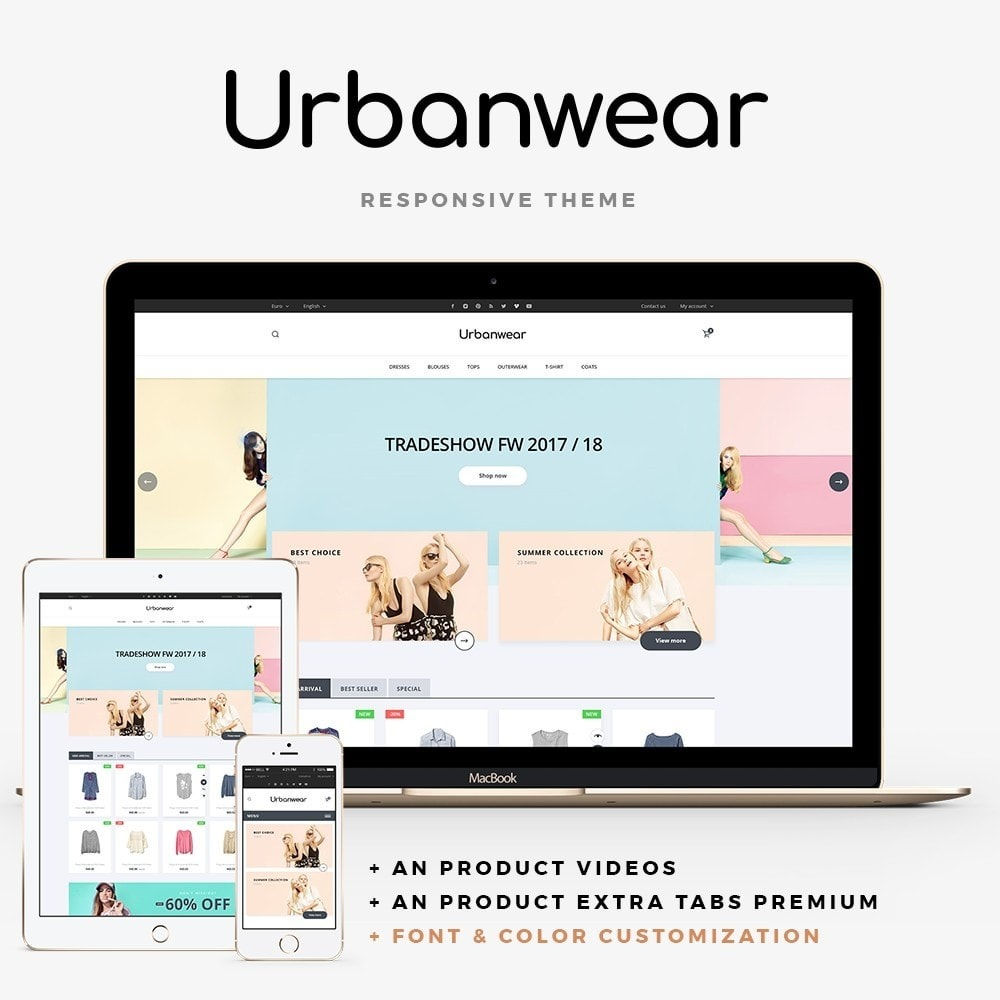 Urbanwear  Fashion Store