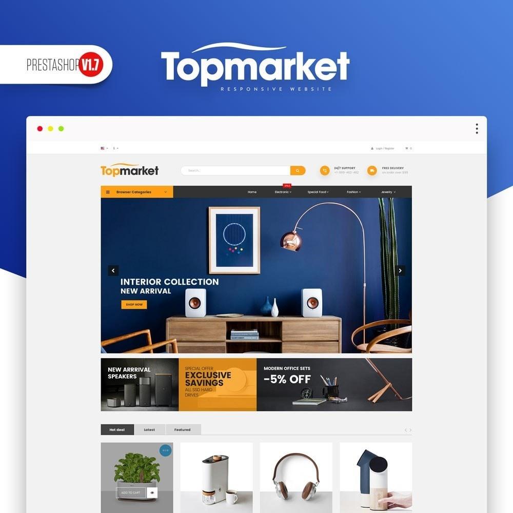 TopMarket Store