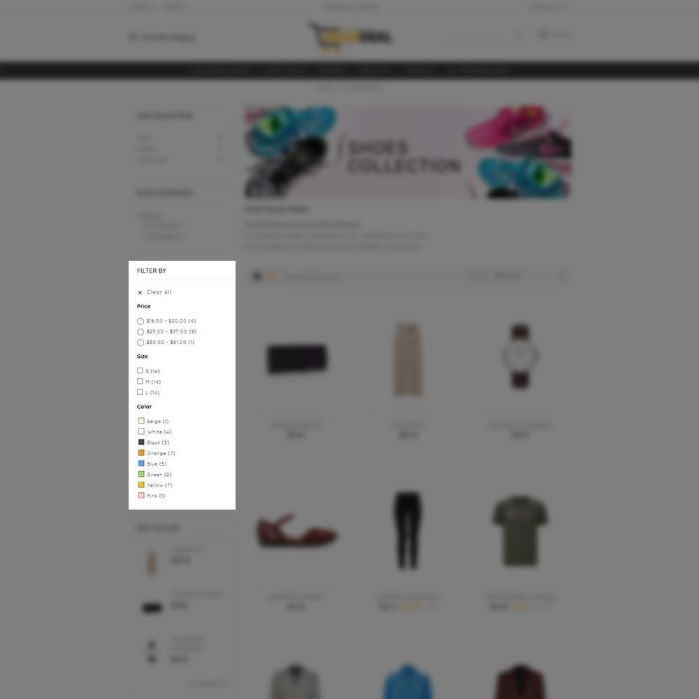 theme - Мода и обувь - Grabdeal - The Fashion Store - 9