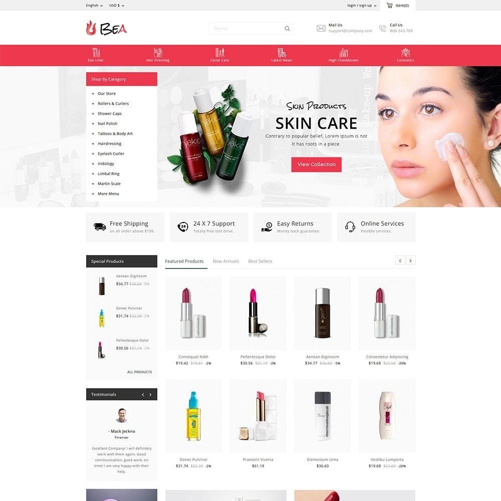 theme - Santé & Beauté - Beashop Beauty Store - 2